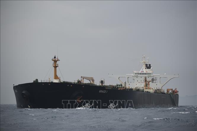 Tàu Grace 1 của Iran sẽ rời Gibraltar bất chấp sức ép của Mỹ 1