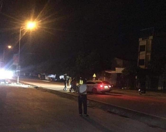 Xác định danh tính 3 người đàn ông đi xế hộp, tấn công CSGT nhập viện trong đêm 1