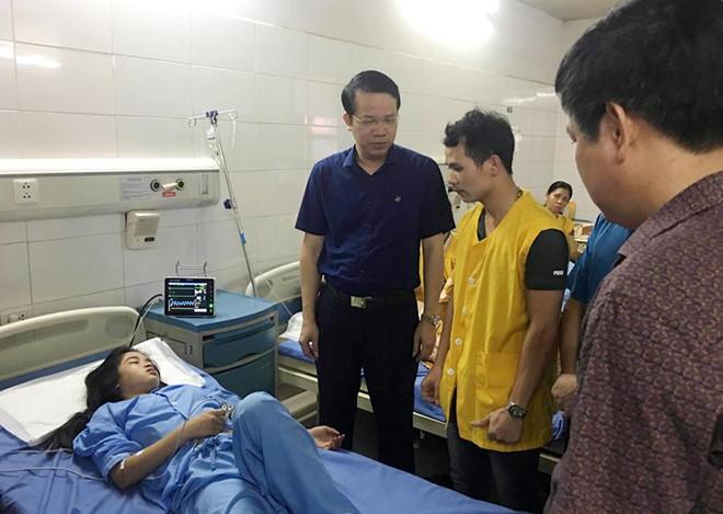 Vụ tai nạn kinh hoàng ở Thái Nguyên: Nữ nạn nhân sống sót bị chấn thương sọ não 1