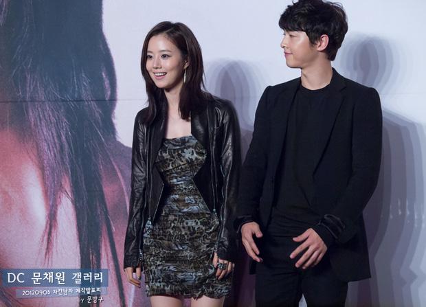Song Joong Ki - Ahn Jae Hyun: Những người chồng tàn nhẫn, cạn tình sau khi ly hôn 2