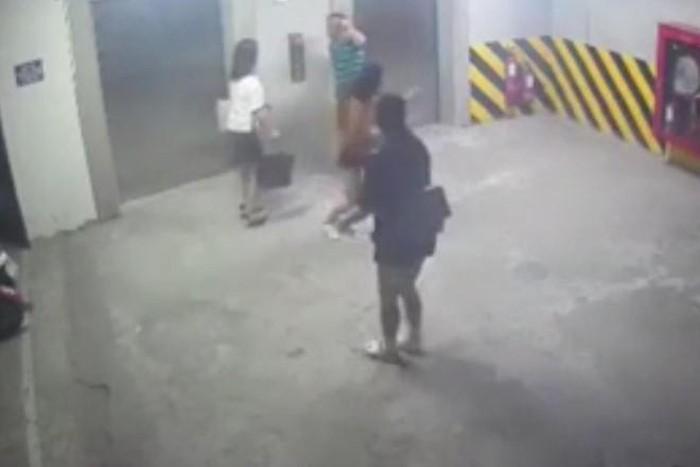 Lộ danh tính kẻ biến thái sàm sỡ cô gái trong tầng hầm chung cư ở Hà Nội 1