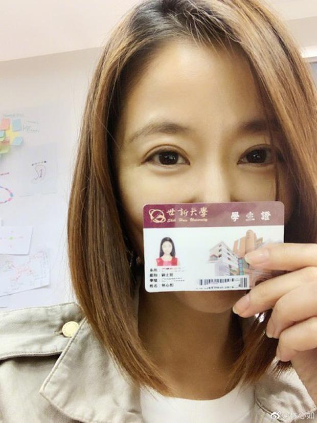 Lâm Tâm Như gây sốt với hình ảnh trẻ trung như thiếu nữ ở tuổi 43 2
