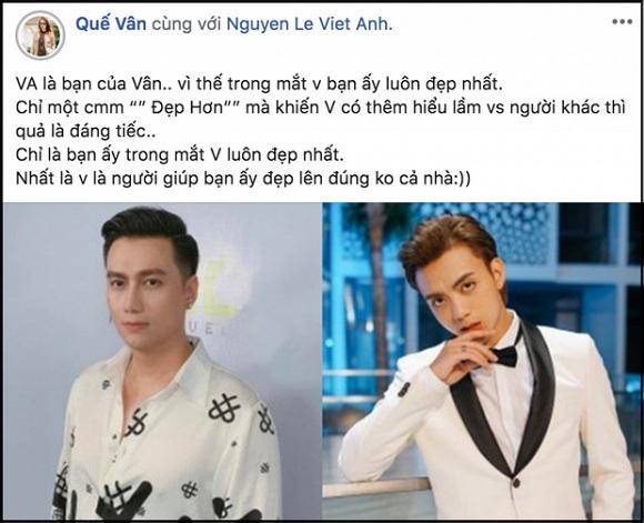 Tình cũ Trường Giang gây tranh cãi khi phát ngôn Việt Anh đẹp hơn cả Soobin Hoàng Sơn 2