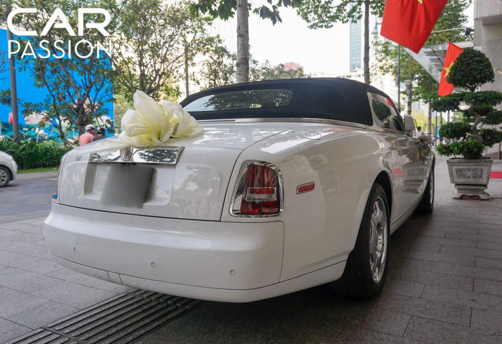Rolls-Royce Phantom Drophead Coupe- cũ nhưng chưa bao giờ hết 'chất' 2