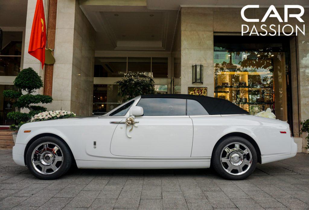 Rolls-Royce Phantom Drophead Coupe- cũ nhưng chưa bao giờ hết 'chất' 3