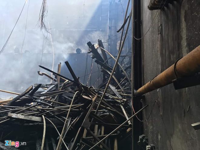 Cháy Cung Văn hóa hữu nghị Việt - Xô: Liveshow của ca sĩ Quang Hà thiệt hại nặng 2