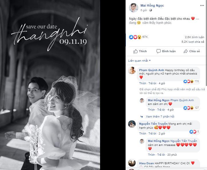 Đông Nhi chính thức tiết lộ đám cưới với Ông Cao Thắng đúng ngày sinh nhật 1