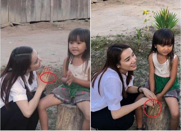 Trường Giang, Nhã Phương bị soi 'hời hợt' với việc đeo nhẫn cưới sau kết hôn 5