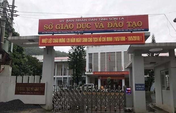 Vụ gian lận thi cử ở Sơn La: Thêm 3 đảng viên bị kỷ luật 1