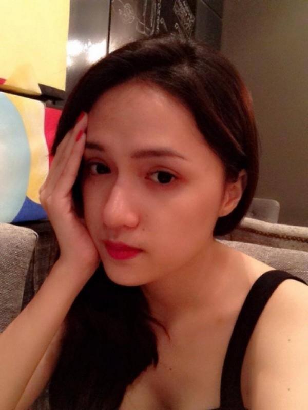 Hoa hậu chuyển giới Hương Giang tự tin để lộ mặt mộc: Nhan sắc đẹp đến ngỡ ngàng 5