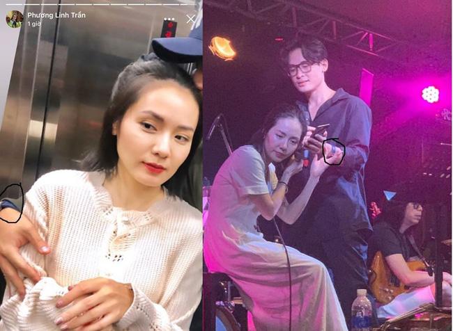 Hà Anh Tuấn và Phương Linh đang bí mật hẹn hò? 2