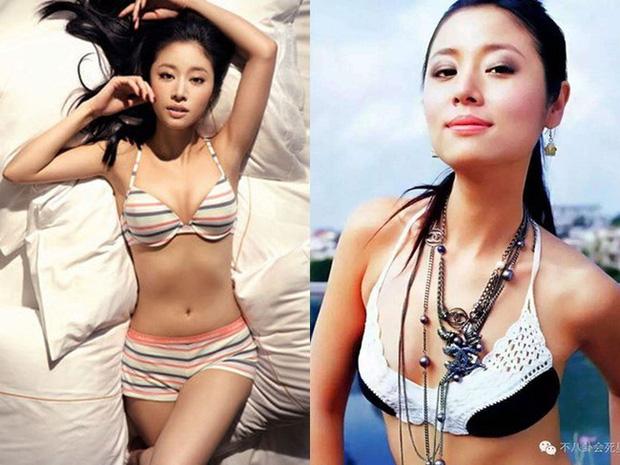 Lộ ảnh năm 17 tuổi của Lâm Tâm Như, bất ngờ những tấm hình hở hang 4