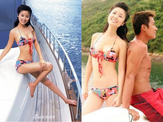 Lộ ảnh năm 17 tuổi của Lâm Tâm Như, bất ngờ những tấm hình hở hang 5