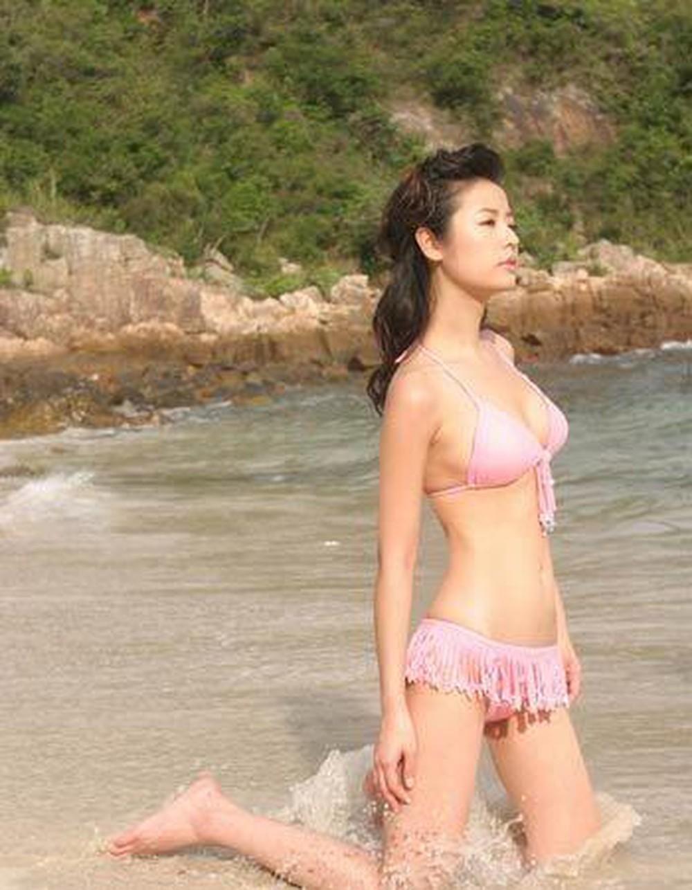 Lộ ảnh năm 17 tuổi của Lâm Tâm Như, bất ngờ những tấm hình hở hang 3