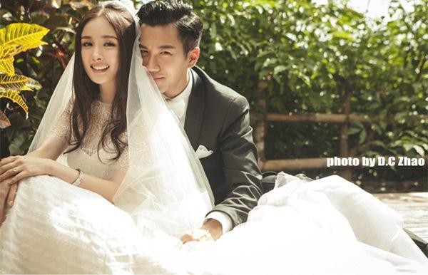 Dương Mịch bất ngờ bị bạn thân tiết lộ về bí mật hôn nhân với Lưu Khải Uy 1