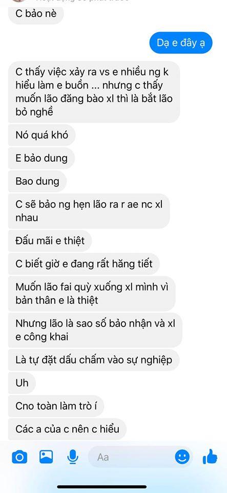 Vụ scandal của Hồ Quang Hiếu: Cô gái trong vụ việc bất ngờ đăng tải thêm tình tiết sốc 2