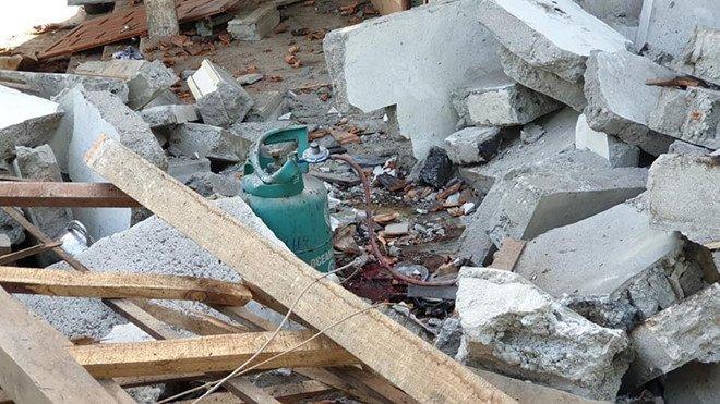 Vụ nổ lớn sập nhà ở Nghệ An: Thêm một nạn nhân tử vong 1