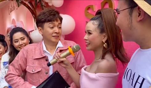 Sam vô tình tiết lộ bí mật của Ngô Kiến Huy hậu ồn ào với fan Khổng Tú Quỳnh 2