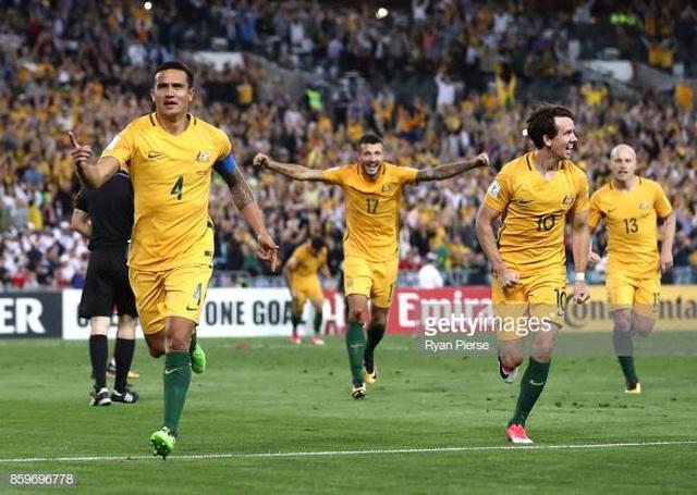 Rộ thông tin Úc muốn tham dự AFF Cup 2020? 1