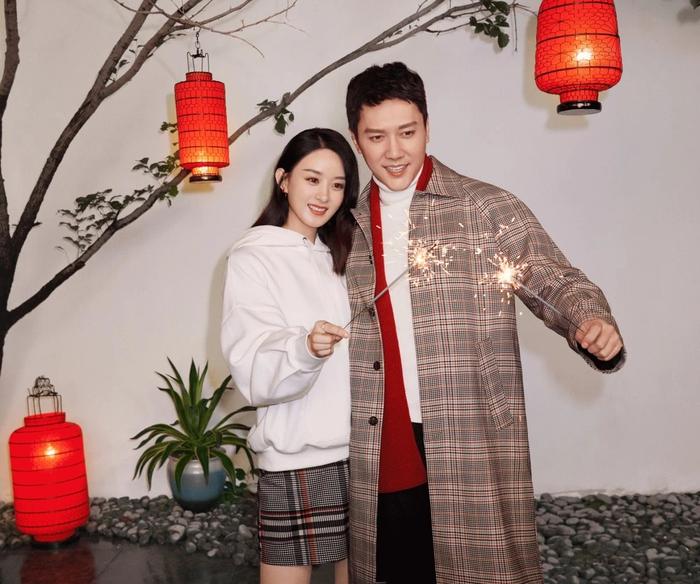Lý do thực sự khiến Phùng Thiệu Phong kết hôn nhanh chóng với Triệu Lệ Dĩnh? 1