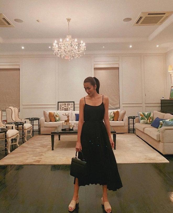Làm dâu hào môn, Tăng Thanh Hà lần đầu khoe tài sản 'khủng' trên người 3