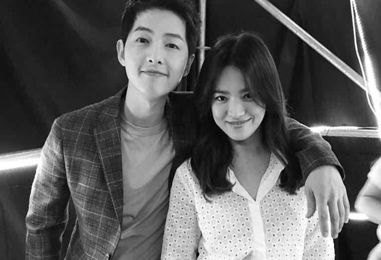 Song Hye Kyo tìm được 'bến đỗ mới': Bất ngờ với gia thế chồng tương lai? 2