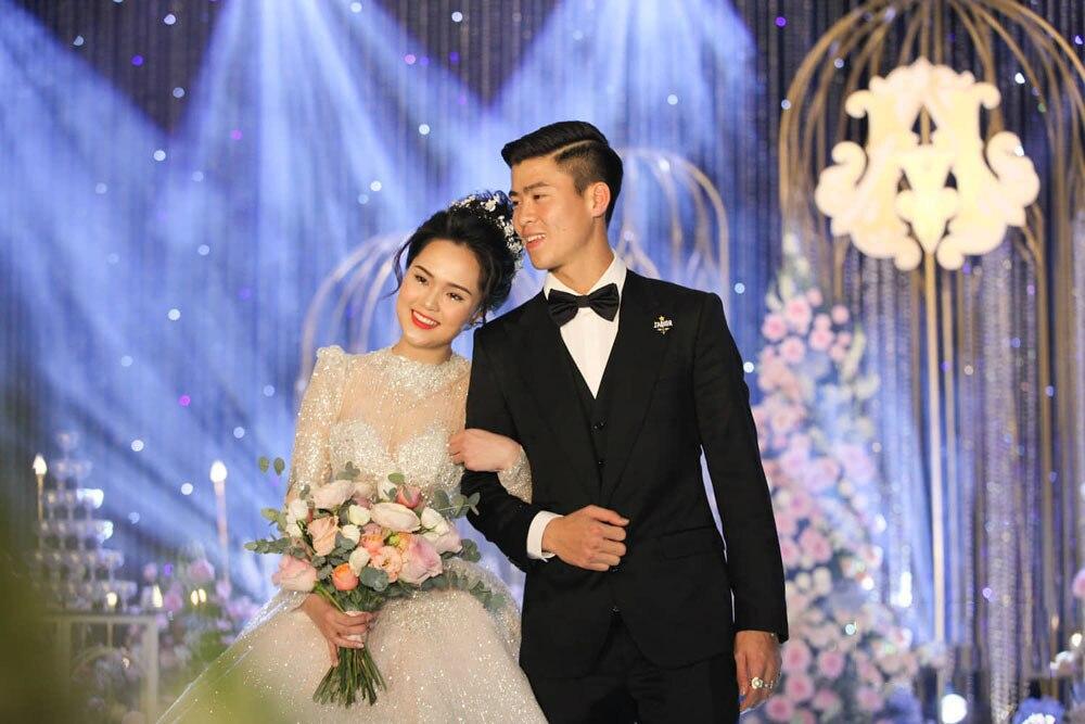 Bất ngờ với những quy định trong đám cưới Duy Mạnh - Quỳnh Anh 1