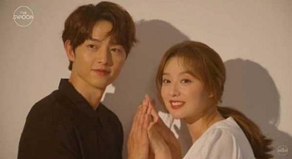 Song Joong Ki nhận tin vui bên 'người tình' sau khi ly hôn Song Hye Kyo 2