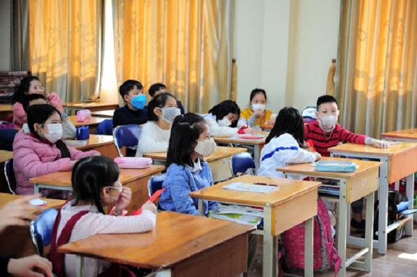 Bộ GD&ĐT xem xét cho học sinh đi học trở lại vào đầu tháng 3 1