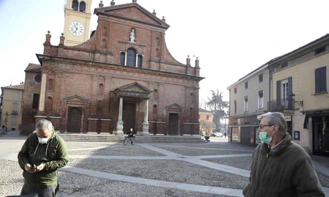 Thêm 1 bệnh nhân ở Italy tử vong vì virus corona 1