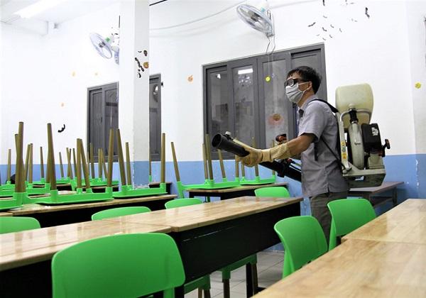 Học sinh, sinh viên phòng chống dịch virus corona như thế nào sau khi trở lại trường? 1
