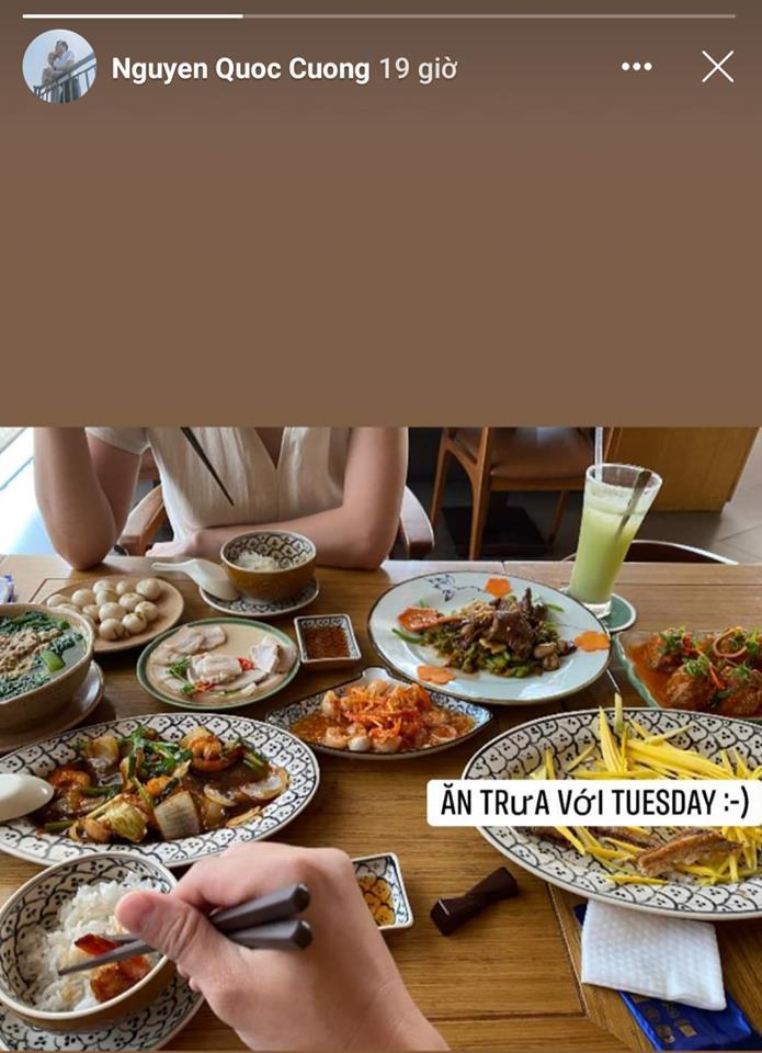 Cường Đô la lộ ảnh đi ăn cùng với 'Tuesday' và sự thật đằng sau khiến fan dở khóc dở cười 1
