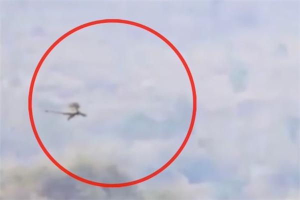 Xuất hiện con vật khổng lồ bay lượn trên bầu trời: Nhiều người nghi là rồng? 2