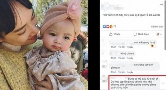 Lần hiếm hoi Nhã Phương lên tiếng nói về hình ảnh con gái lộ diện trên mạng xã hội 4