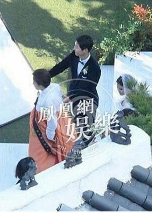 Bí mật hiếm hoi về bố mẹ ruột kín tiếng của Song Hye Kyo 3