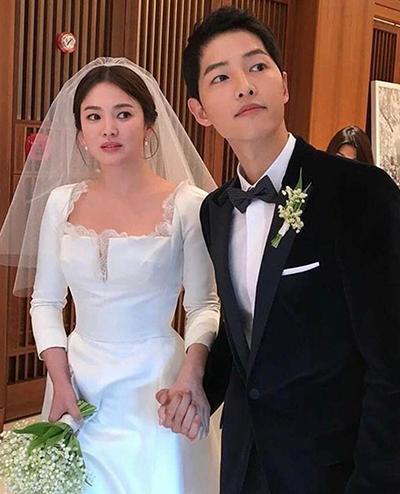 Bí mật hiếm hoi về bố mẹ ruột kín tiếng của Song Hye Kyo 4