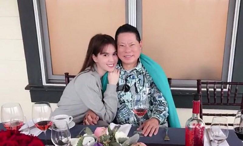 Ngọc Trinh tung ảnh khoe thân táo bạo giữa lúc bị tình cũ hơn 45 tuổi khơi lại quá khứ hẹn hò 5