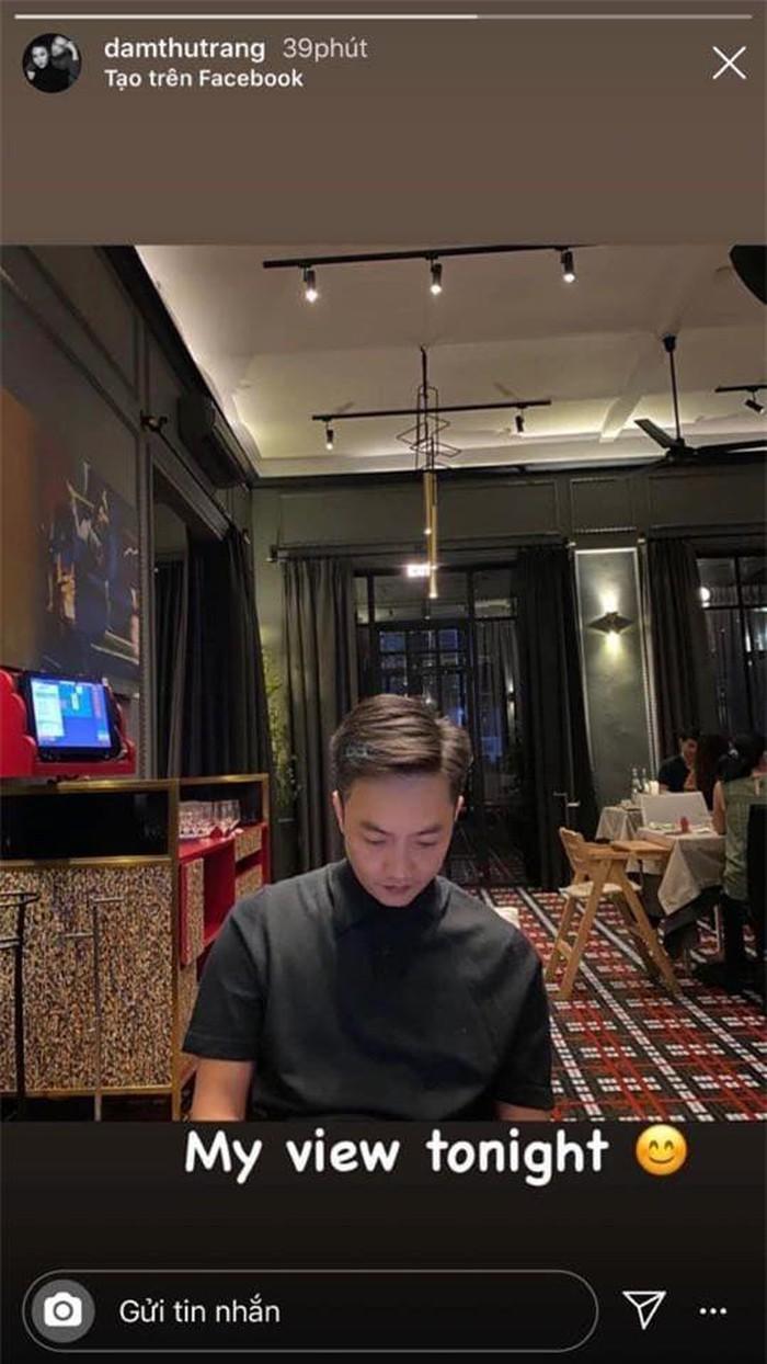 Đàm Thu Trang 'vượt xa' Hồ Ngọc Hà khi công khai tuyên bố chủ quyền với Cường Đôla 1