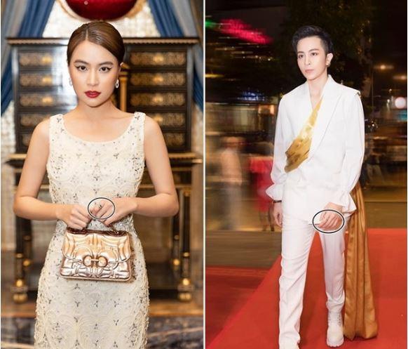 Hoàng Thùy Linh và Gil Lê tiếp tục bị soi 'dấu vết' bất thường sau nghi vấn sống chung một nhà 2