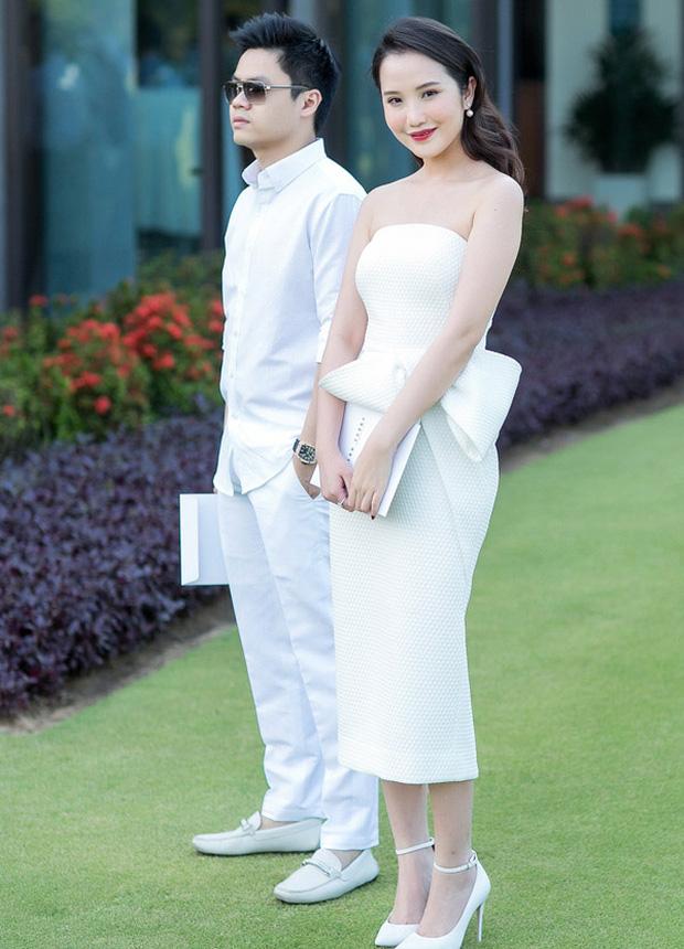 Vừa đám hỏi với Phan Thành, Primmy Trương đã lộ ngay mối quan hệ với gia đình chồng sắp cưới 1
