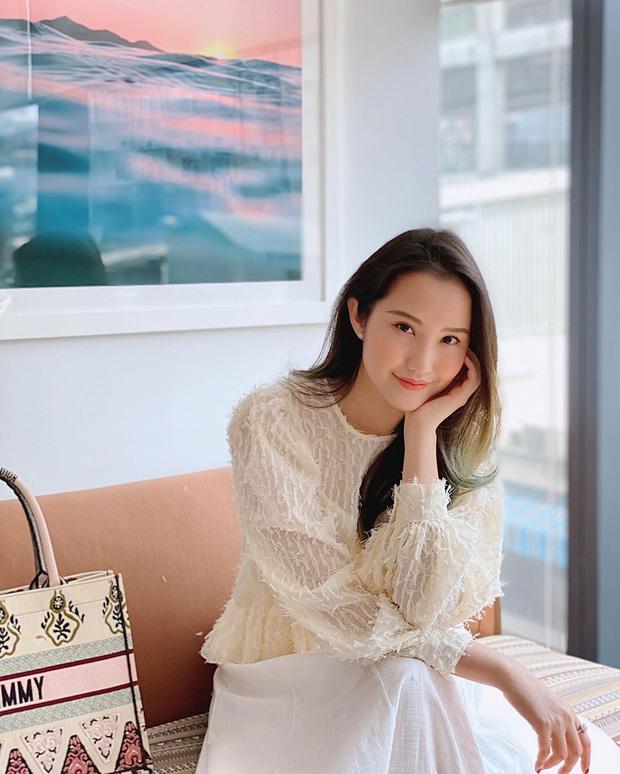 Vừa đám hỏi với Phan Thành, Primmy Trương đã lộ ngay mối quan hệ với gia đình chồng sắp cưới 6