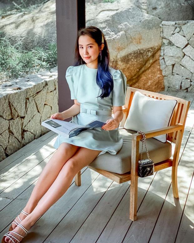 Vừa đám hỏi với Phan Thành, Primmy Trương đã lộ ngay mối quan hệ với gia đình chồng sắp cưới 7