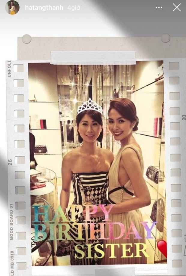 Tang Thanh Ha وقتی کنار خواهران شوهر میلیاردر خود می ایستد ، برجسته می شود 4