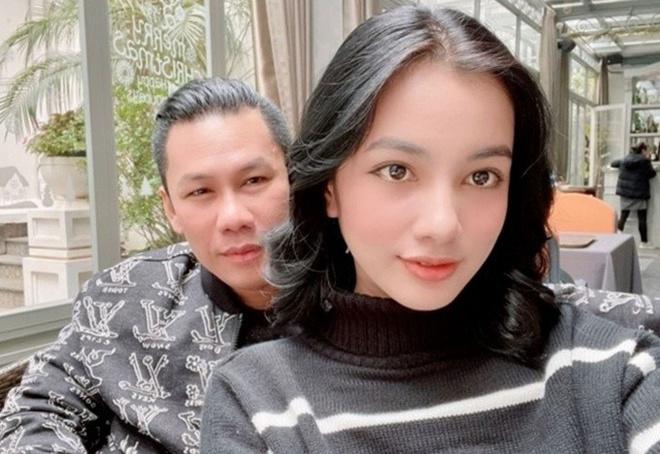 درگیری بین شایعات قرار ملاقات با همسر سابقش لو کوئن 1 ، زیبایی خانم ویتنام