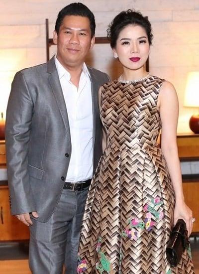 Le Quyen پس از ازدواج با پر از معانی پنهان مشترک است