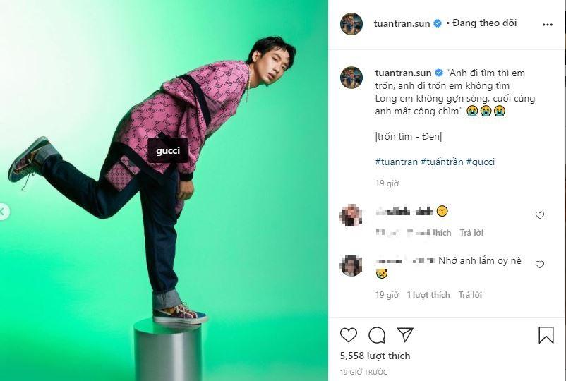 Tuan Tran بعد از آن یک حرکت غیرمنتظره انجام داد