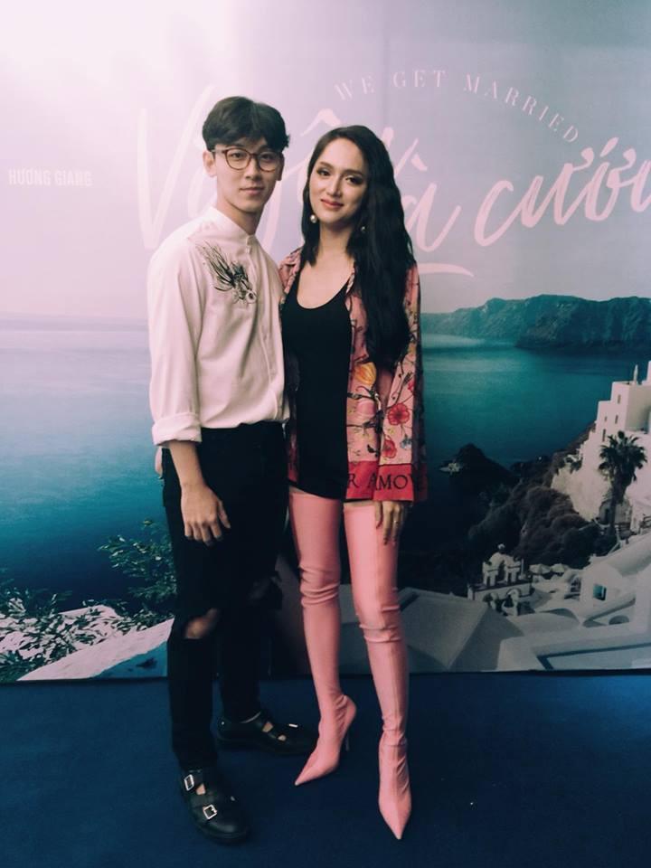 Vừa từ chối tình cũ Khánh Ngô, Hương Giang đã lộ bằng chứng hẹn hò Kay Trần? 1