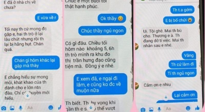 Vụ giáo viên trường chuyên Thái Bình bị tố gạ tình học sinh: GĐ Sở nói gì? 1