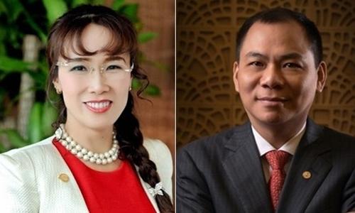 5 tỷ phú Việt Nam lọt vào danh sách tỷ phú thế giới Forbes bình chọn 1