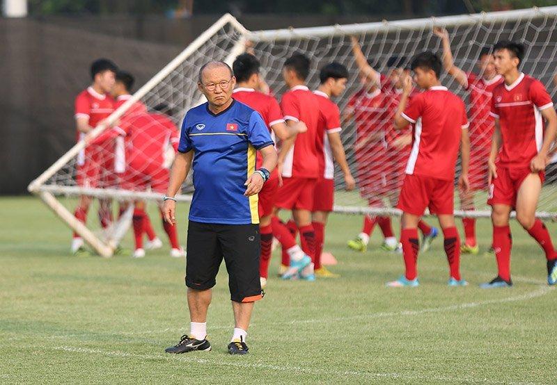 'Phù thủy' Park Hang-seo dẫn dắt đội quân U22 Việt Nam 'tranh hùng' SEA Games 30 1